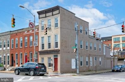 1700 S Hanover Street, Baltimore, MD 21230 - #: MDBA2010966