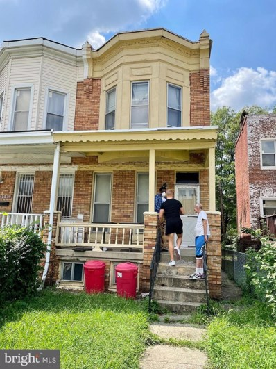 3938 Park Heights Avenue, Baltimore, MD 21215 - #: MDBA2010986