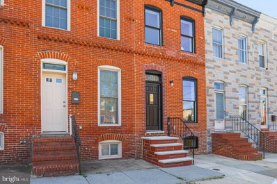 109 E Randall Street, Baltimore, MD 21230 - #: MDBA2010990
