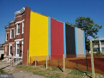 906 E 20TH Street, Baltimore, MD 21218 - #: MDBA2011044