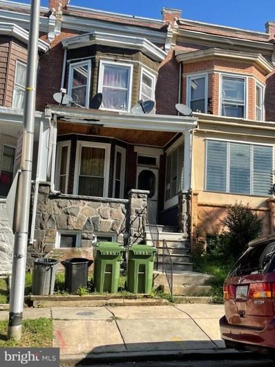 2920 W Mosher Street, Baltimore, MD 21216 - #: MDBA2011062