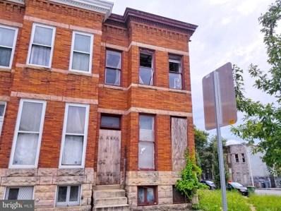 1677 W North Avenue, Baltimore, MD 21217 - #: MDBA2011110