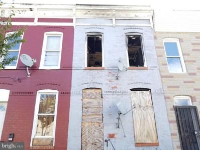 309 S Fulton Avenue, Baltimore, MD 21223 - #: MDBA2011134