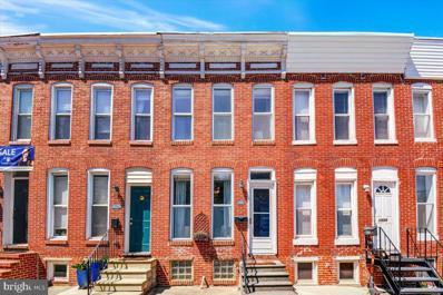 1506 Boyle Street, Baltimore, MD 21230 - #: MDBA2011148