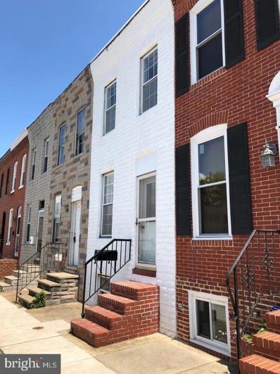1825 S Hanover Street, Baltimore, MD 21230 - #: MDBA2011196