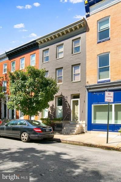 2038 E Pratt Street, Baltimore, MD 21231 - #: MDBA2011302