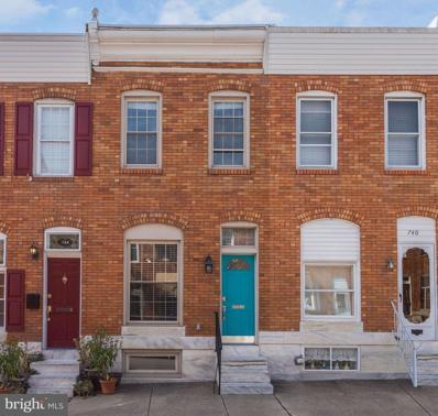 742 S Decker Avenue, Baltimore, MD 21224 - #: MDBA2011322