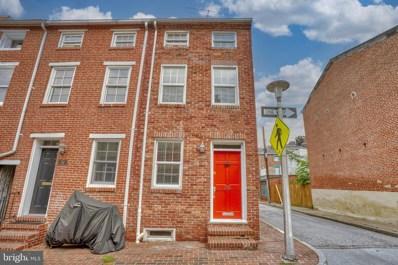 26 E Hamburg Street, Baltimore, MD 21230 - #: MDBA2011366