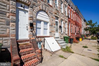 1152 Sargeant Street, Baltimore, MD 21223 - #: MDBA2011368