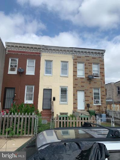 1912 McHenry Street, Baltimore, MD 21223 - #: MDBA2011374