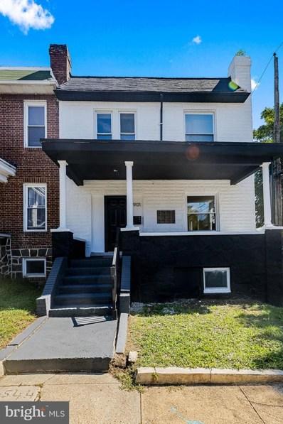 1901 Ruxton Avenue, Baltimore, MD 21216 - #: MDBA2011376