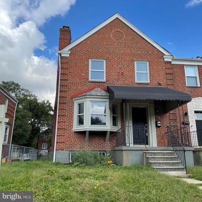 1516 Greendale Road, Baltimore, MD 21218 - #: MDBA2011382