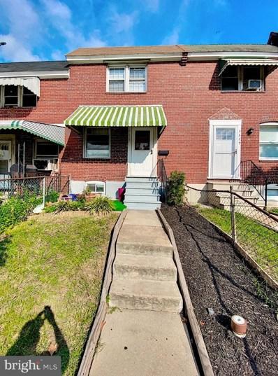 3827 10TH Street, Baltimore, MD 21225 - #: MDBA2011474