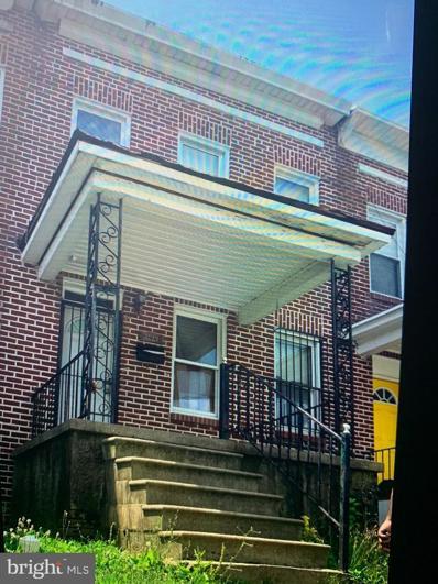 3221 Lyndale Avenue, Baltimore, MD 21213 - #: MDBA2011526