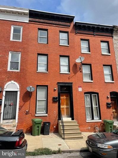 938 Bennett Place, Baltimore, MD 21223 - #: MDBA2011620