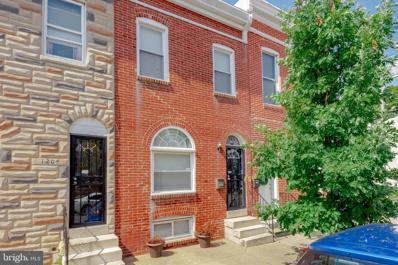 1202 Carroll Street, Baltimore, MD 21230 - #: MDBA2011622