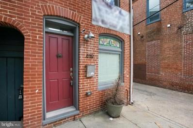 419 S Regester Street, Baltimore, MD 21231 - #: MDBA2011624