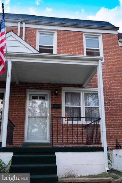 3568 Benzinger Road, Baltimore, MD 21229 - #: MDBA2011654