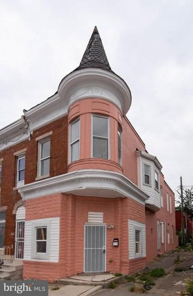 1732 N Wolfe Street, Baltimore, MD 21213 - #: MDBA2011668