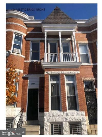 1307 N Luzerne Avenue, Baltimore, MD 21213 - #: MDBA2011726