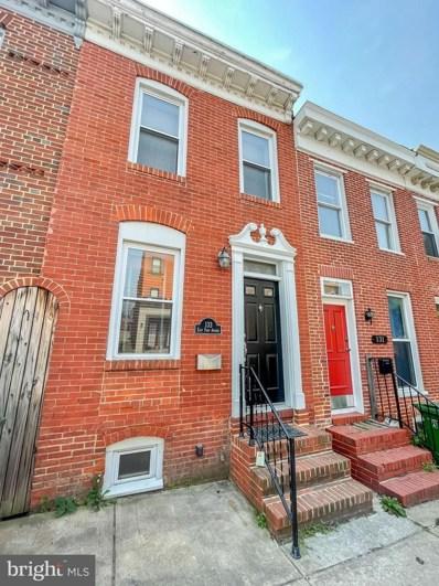 133-E E Fort Avenue, Baltimore, MD 21230 - #: MDBA2011728