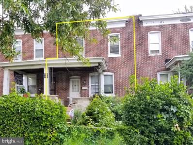 3619 Oakmont Avenue, Baltimore, MD 21215 - #: MDBA2011738