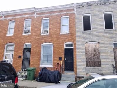 2225 Ashton Street, Baltimore, MD 21223 - #: MDBA2011748