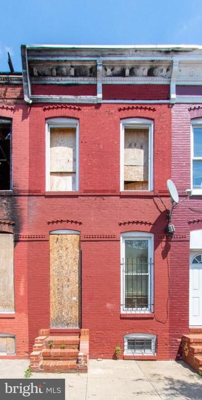 305 S Fulton Avenue, Baltimore, MD 21223 - #: MDBA2011750