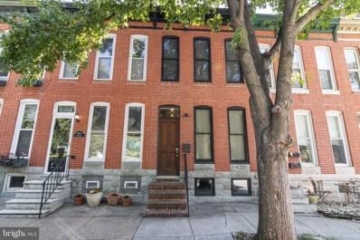 1643 Covington Street, Baltimore, MD 21230 - #: MDBA2011788
