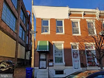 2514 Ashland Avenue, Baltimore, MD 21205 - #: MDBA2011824