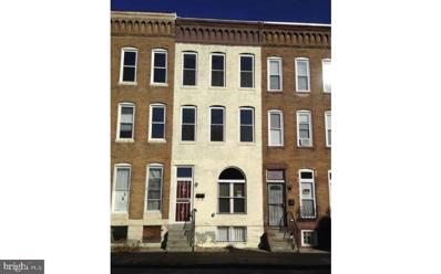 2497 Druid Hill Avenue, Baltimore, MD 21217 - #: MDBA2011834