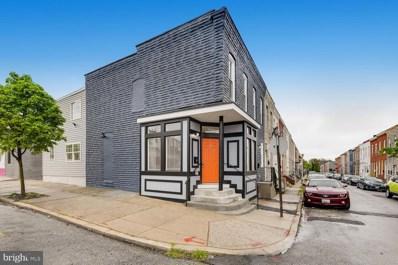 2743 Miles Avenue, Baltimore, MD 21211 - #: MDBA2011886