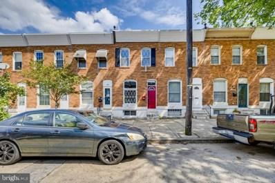 311 S Macon Street, Baltimore, MD 21224 - #: MDBA2011888