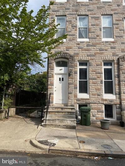 952 Harlem Avenue, Baltimore, MD 21217 - #: MDBA2011992