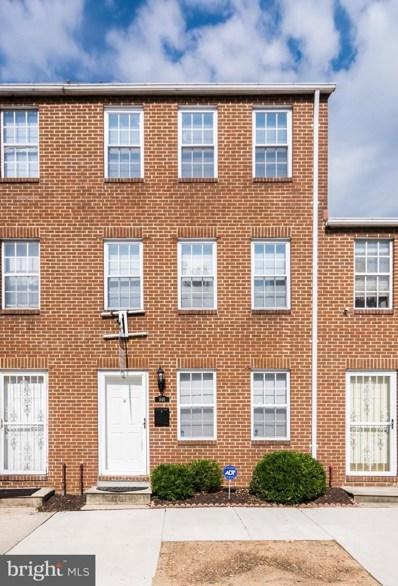 846 N Eden Street, Baltimore, MD 21205 - #: MDBA2012010