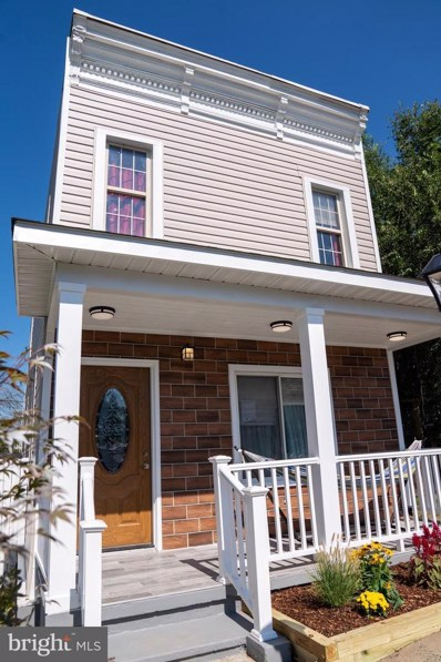 2516 Huron Street, Baltimore, MD 21230 - #: MDBA2012014