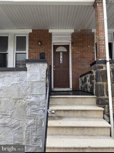 2715 Ashland Avenue, Baltimore, MD 21205 - #: MDBA2012026