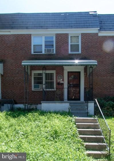 4217 Colborne Road, Baltimore, MD 21229 - #: MDBA2012050