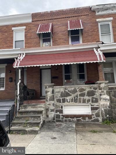 2817 Ashland Avenue, Baltimore, MD 21205 - #: MDBA2012054