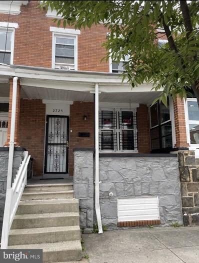 2725 Ashland Avenue, Baltimore, MD 21205 - #: MDBA2012066