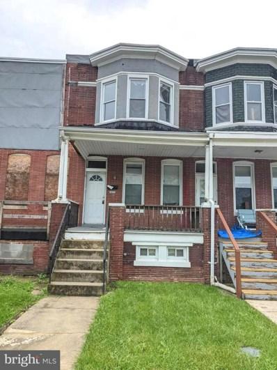 3631 W Belvedere Avenue, Baltimore, MD 21215 - #: MDBA2012076