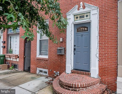1513 S Hanover Street, Baltimore, MD 21230 - #: MDBA2012216