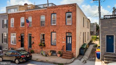 802 S Glover Street, Baltimore, MD 21224 - #: MDBA2012270