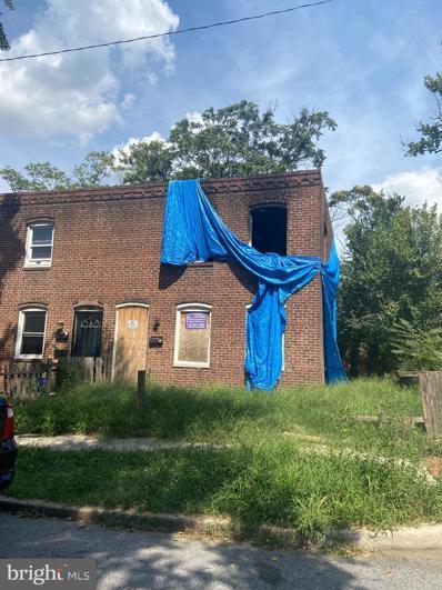 526 Baltic Avenue, Baltimore, MD 21225 - #: MDBA2012308