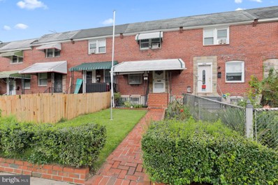 3739 Saint Victor Street, Baltimore, MD 21225 - #: MDBA2012314