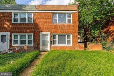 2525 Marbourne Avenue, Baltimore, MD 21230 - #: MDBA2012316