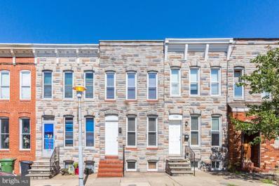 1132 Sargeant Street, Baltimore, MD 21223 - #: MDBA2012362