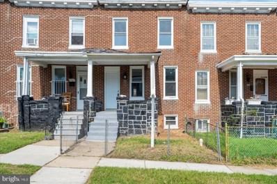 2310 Garrett Avenue, Baltimore, MD 21218 - #: MDBA2012378