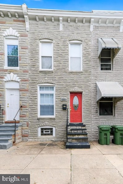 2809 Huntingdon, Baltimore, MD 21211 - #: MDBA2012394