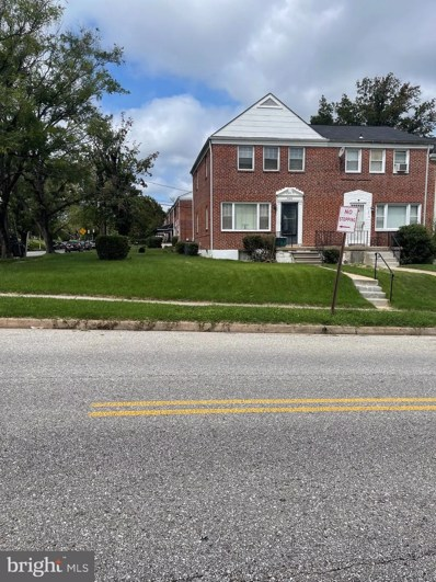 5916 Hillen Road, Baltimore, MD 21239 - #: MDBA2012404